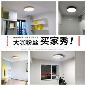 Image 4 - LED Ceiling Light Modern ceiling Lamp Living Room Lighting Fixture Bedroom Kitchen Remote Control ZXD0002