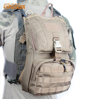Tactical Hydration Backpack Outdoor Cycling Water Bladder Bag Rucksack Hunting Hiking Shoulder Bags Military Molle Outdoor
