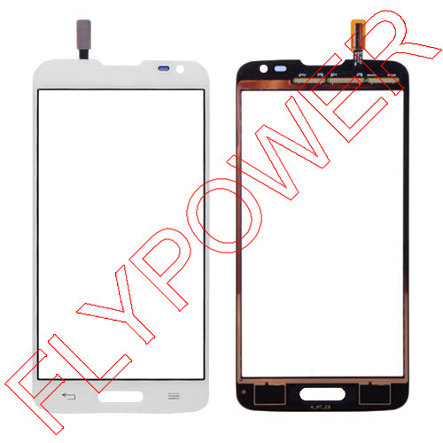 Sinopower Ltd For LG series III L90 D410 white Touch Screen Digitizer glass Single sim card by Free Shipping; 100% warranty