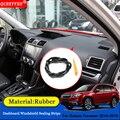 Авто-Стайлинг анти-звуконепроницаемые не пропускающие шума пыленепроницаемые автомобильные приборные панели лобовое стекло уплотнительн...