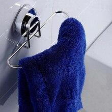 Кухня Нержавеющая сталь Кухня Ванная комната туалет присоски стеллаж с Полотенца бар Ванная комната Полотенца держатель toalheiro