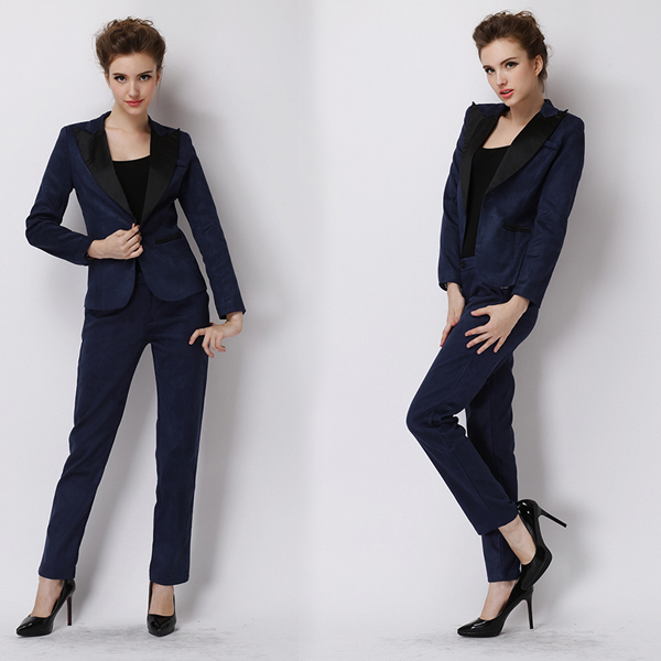 Fitted Suits Women