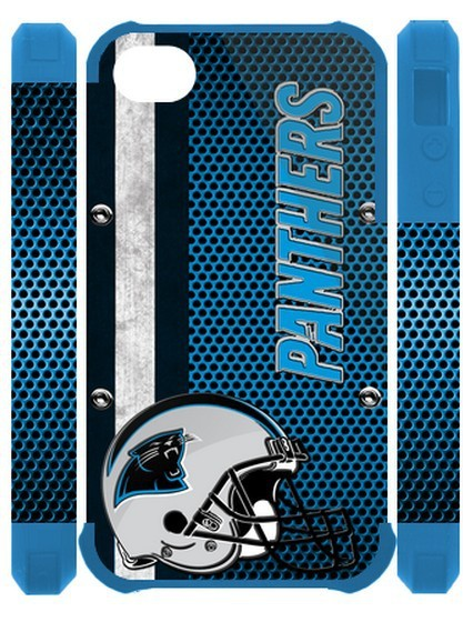 finest selection fa11a d0204 US $12.98 |Design Your Own Unique Design NFL Carolina Panthers Prepare  Combat Fit For Iphone 4 4S Dual Protective 3D Polymer Case Gift Idea on ...