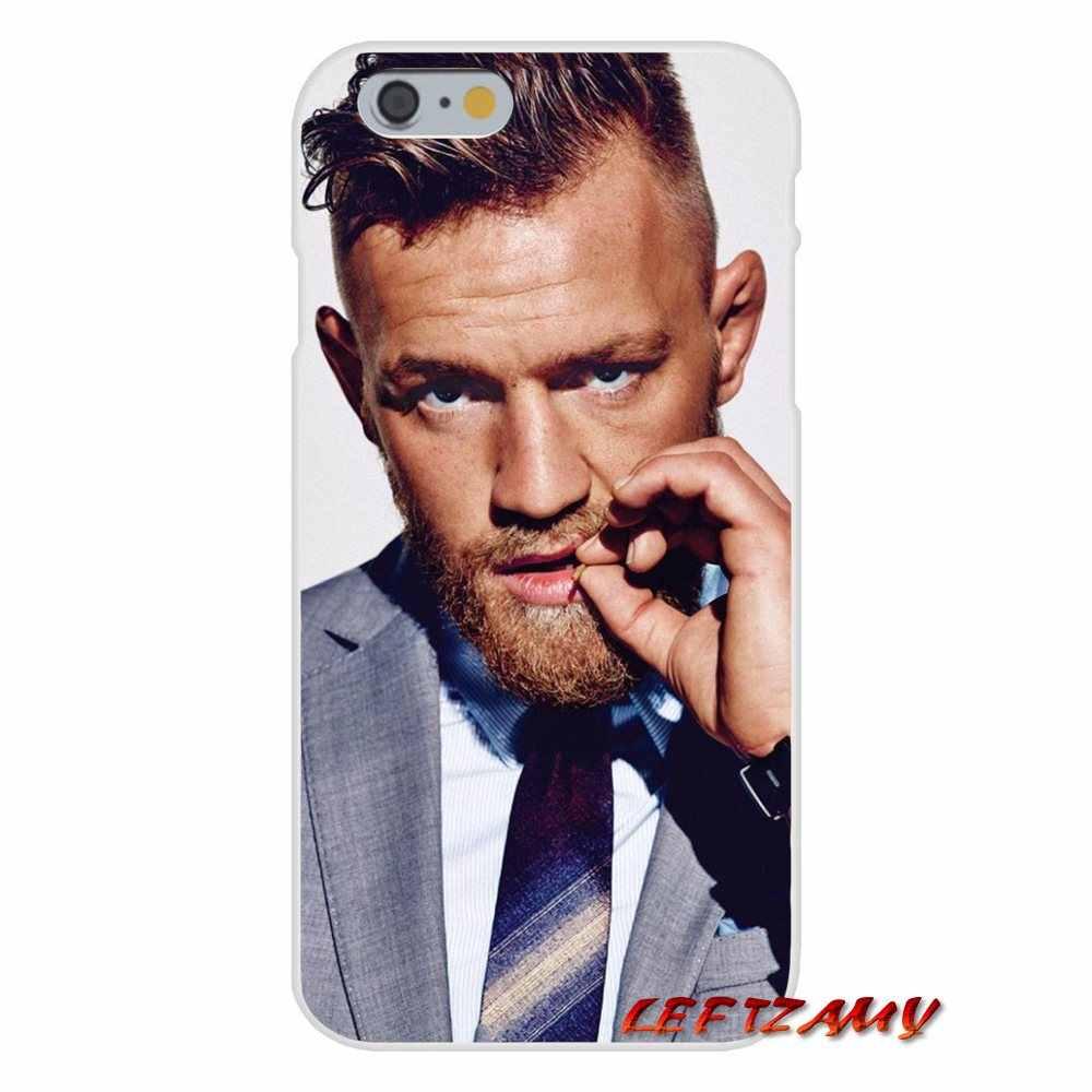 Для samsung Galaxy A3 A5 A7 J1 J2 J3 J5 J7 2015 2016 2017 аксессуары телефон чехлы Конор Макгрегор
