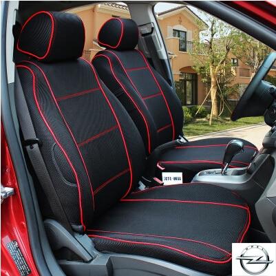 Special car seat covers For Opel Astra h j g mokka insignia Cascada