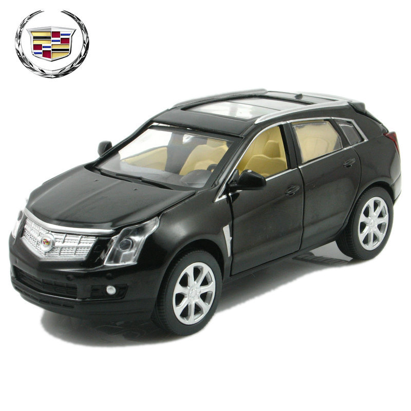 free shipping, In the cadillac srx acoustooptical quartiles door WARRIOR car alloy car model, cars