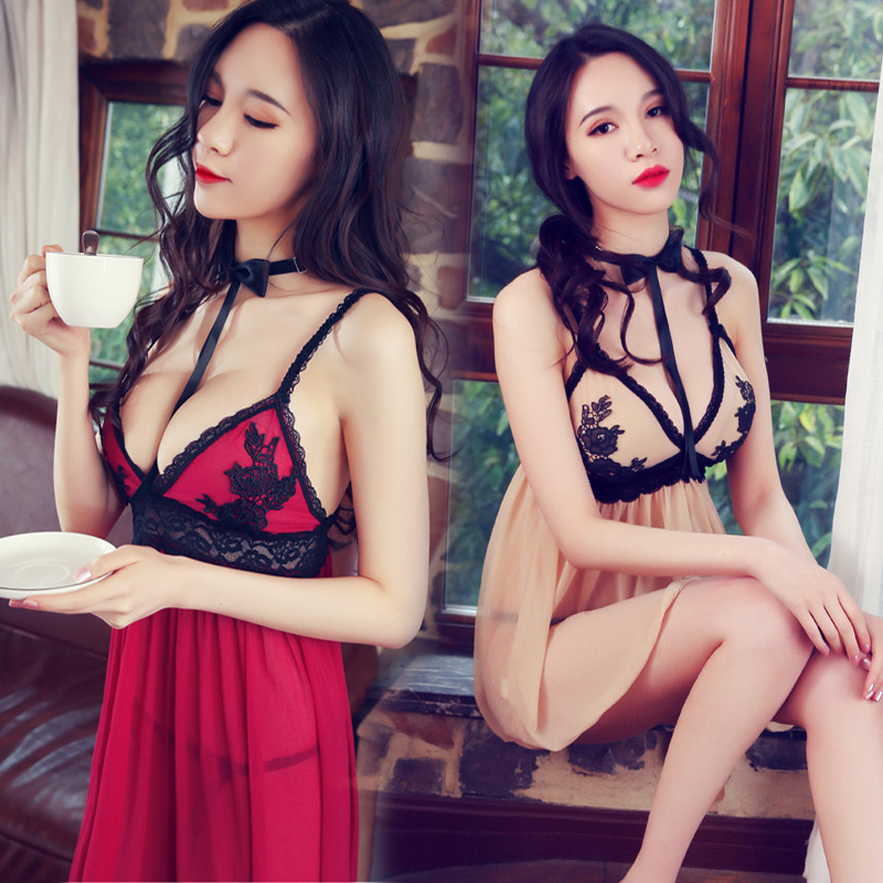 2017 Nya Sexiga Kläder Exotiska Kläder Sexiga Pyjamas Högkvalitativa Broderier Teddy Sexdräkter Kjol Sexiga Underkläder Heta Kvinnor
