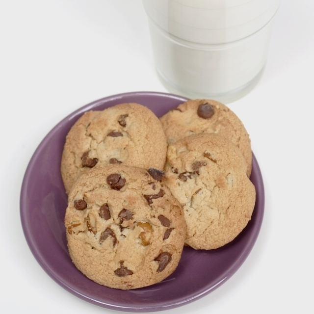 Milk And Cookies Poster Print (11 x 17)
