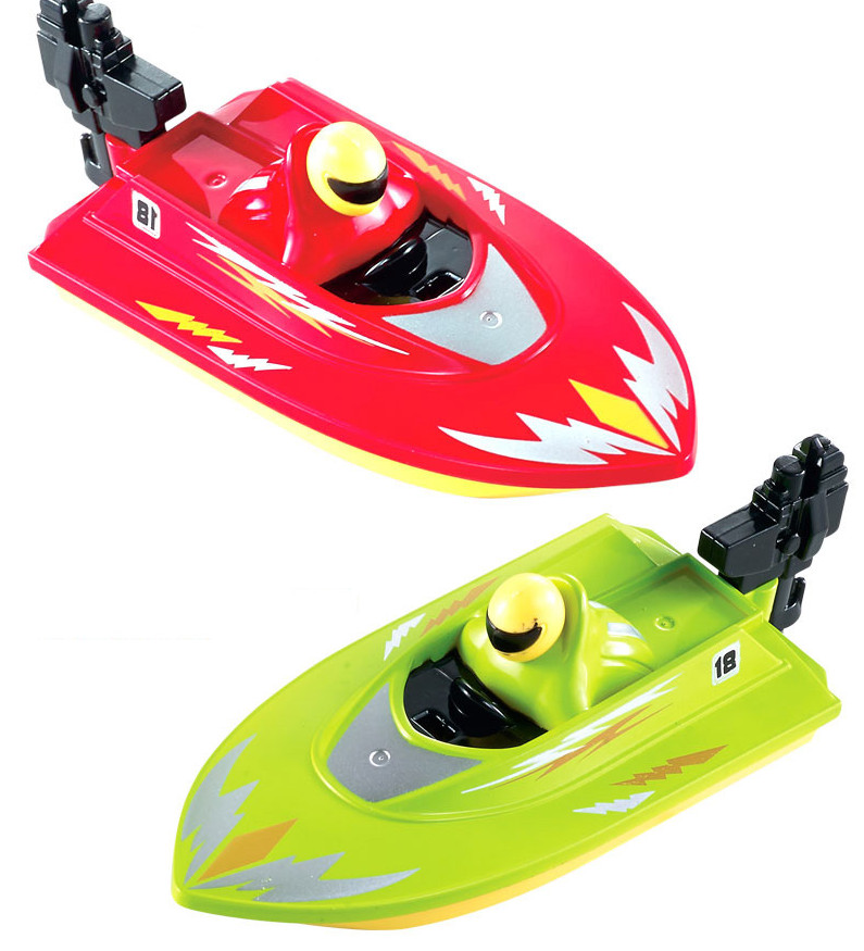Amzing Mini speed boats toys for child kids boys with radio wireless remote control boat cruises racing ...