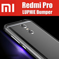 dual camera redmi pro bumper original LUPHIE amazing highly oxidized aluminum metal frame for xiaomi redmi pro prime exclusive