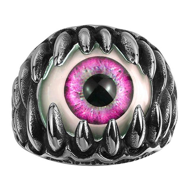 טבעת לעין הרע בעיצוב אמיתי 3