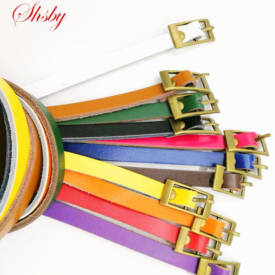 Shsby Horloges accessoires groothandel lederen band met hoge - Horloge accessoires