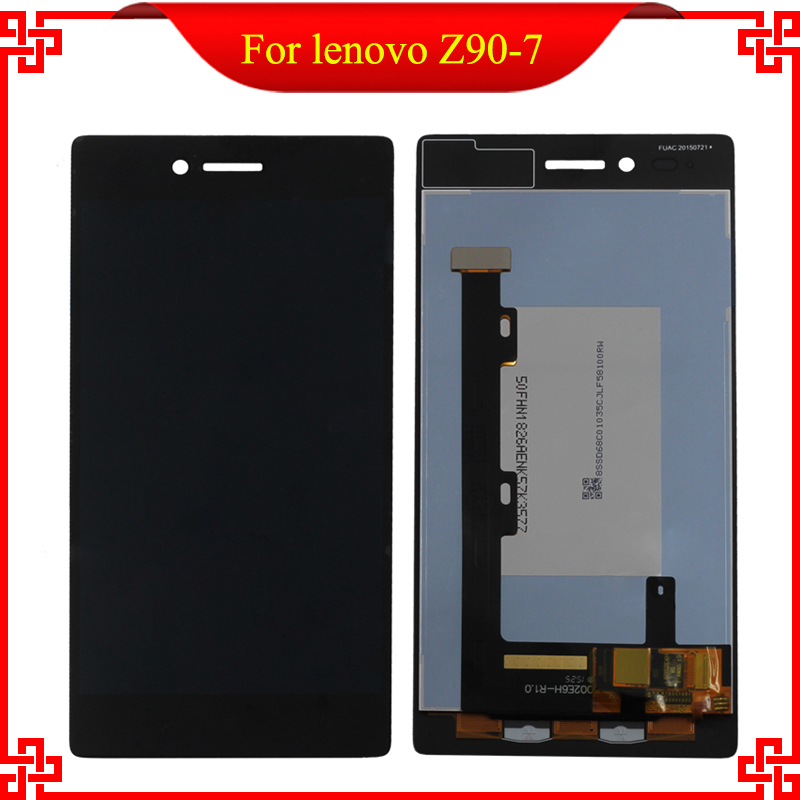 ФОТО  For Lenovo VIBE Shot MAX Z90 Z90A40 Z90-7 Z90-3 Z90-A Z90A LCD Display Touch Screen Digitizer Glass Panel Assembly
