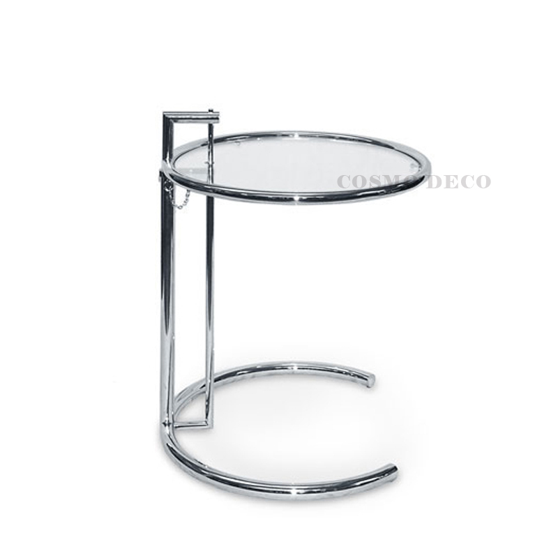 Special Creative Designer Modern Living Room Sofa Table Gl Round Edge Barcelona Tel Few Small Storage In Bar Tables From Furniture On Aliexpress