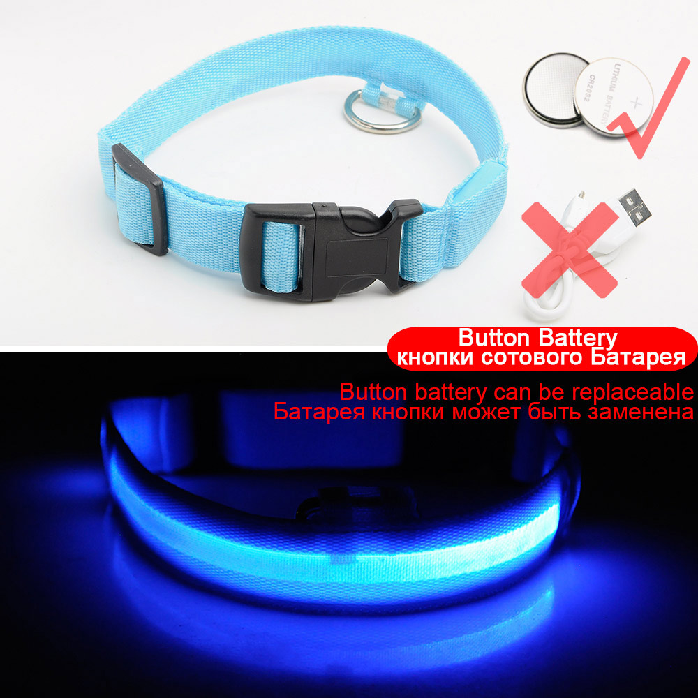 Blue Button Battery