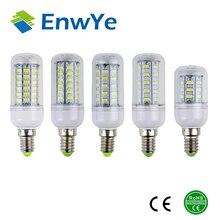 E14 5730 Led Lamps 220V 230V 240V 7W 12W 15W 18W 20W LED Lights Corn Led Bulb Christmas Chandelier Candle Lighting 360 degree