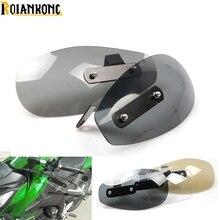 Parabrisas para manillar de motocicleta, protector de mano de palanca de freno para Honda CBF1000 cbr650f cbr 600 rr f4i CBF600/SA CBF 600