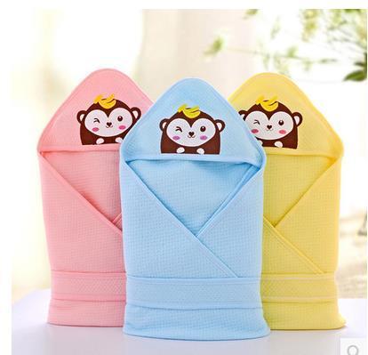 2016 hot Baby sleeping bag envelope for newborns baby fashion Sleeping bag cute cartoon baby bedding set