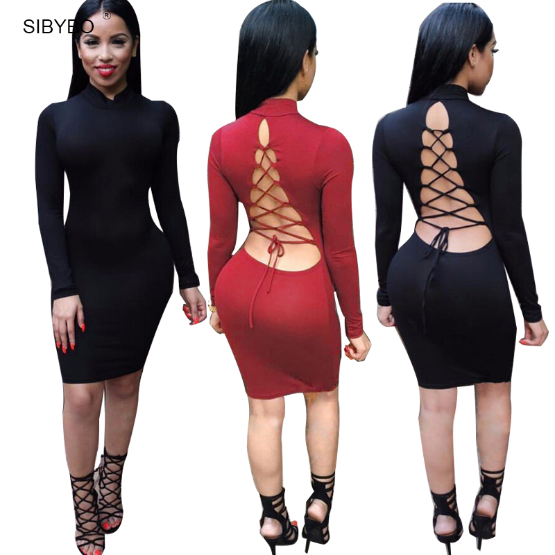 d2dccfe955c Backless Winter Dress – Fashion dresses