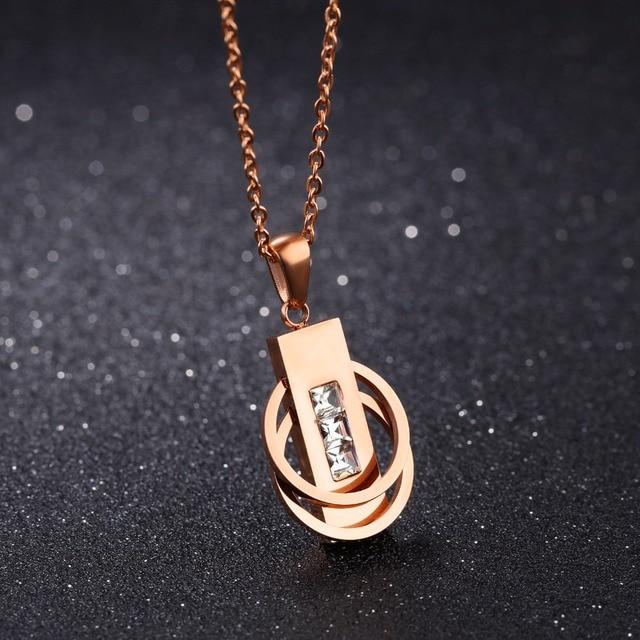 2020 девушки лучшие ювелирные изделия золотой цвет ключицы ожерелья
