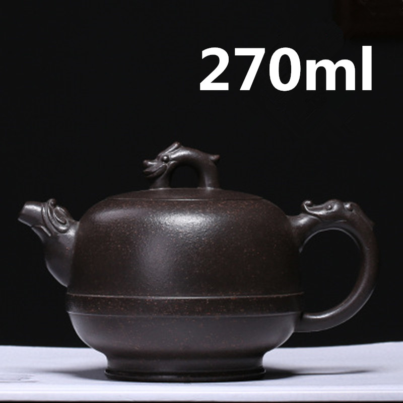 Yixing Teapot Zisha Clay Chinese Porcelain Teapots Tea pot Ceramic 270ml New Arrived High Quality With Gift Box Safe PackagingYixing Teapot Zisha Clay Chinese Porcelain Teapots Tea pot Ceramic 270ml New Arrived High Quality With Gift Box Safe Packaging