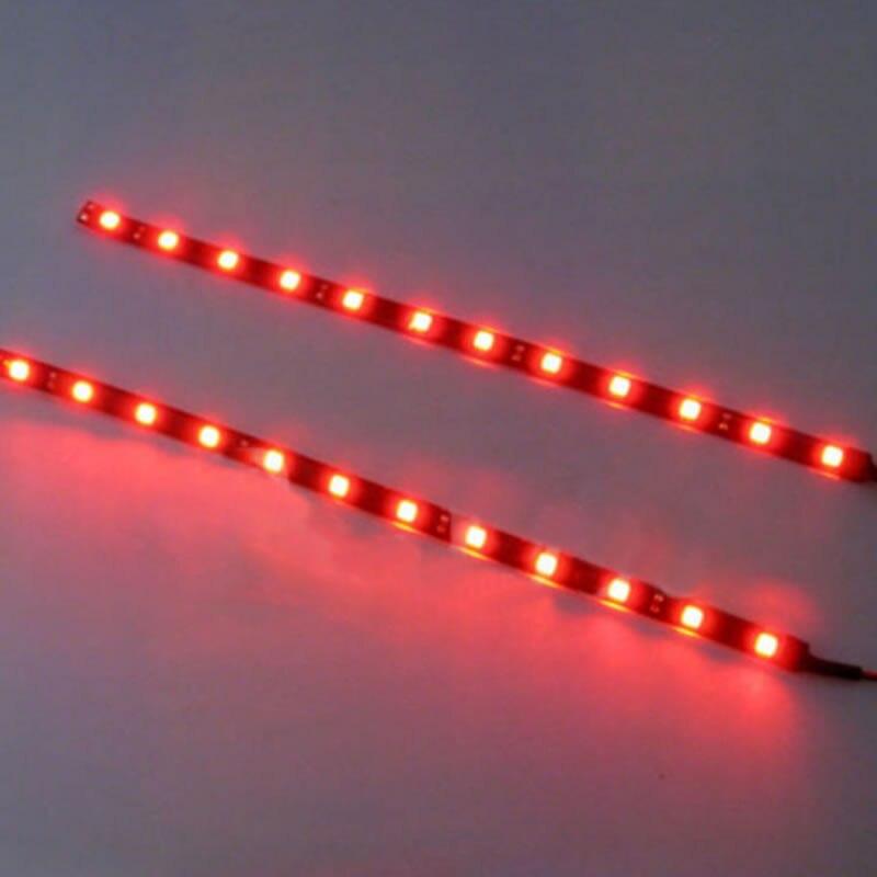 2x Лодка навигационная светодиодная подсветка 12V DC красный / зеленый / синий / белый / желтый