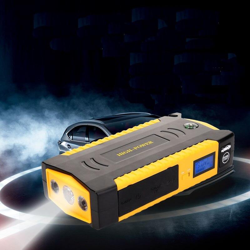 2018 New Portable Car Jump Starter 82800mAh Car Charger for Petrol/Diesel Cars Starter Car Emergency Auto Battery Booster high capacity car jump starter mini portable emergency battery charger for petrol