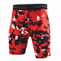 Summer Bermuda Compression Tights Camouflage Shorts Men Quick Dry Board Shorts