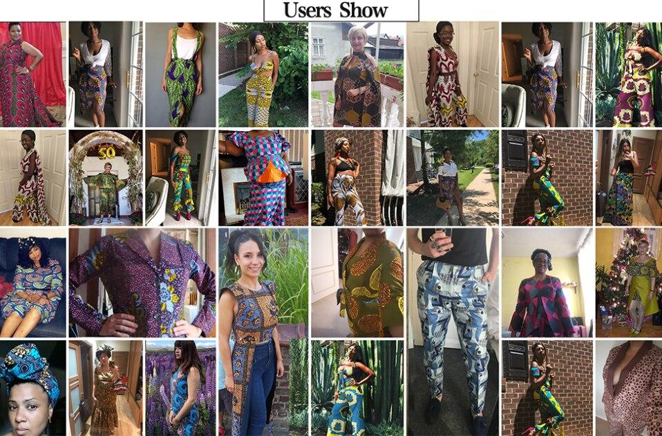 2020 модное Африканское Женское пальто летучая мышь afripride