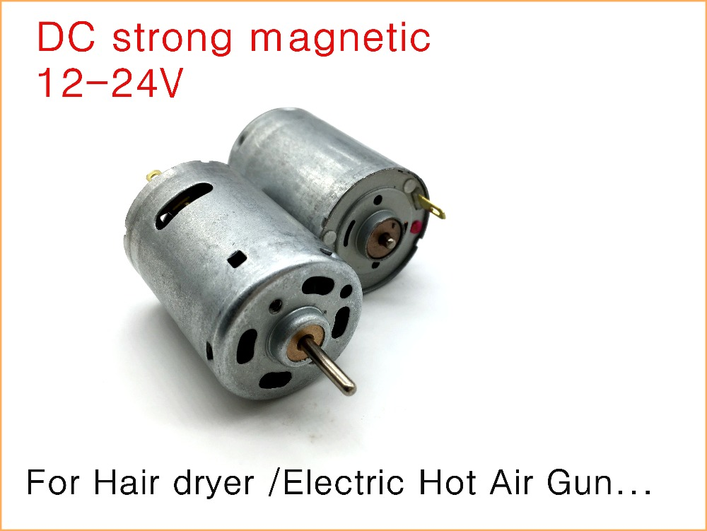 1pcs good 385 dc strong magnetic high speed motor iron for High speed dc motors