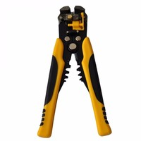 High Quality Multi Functional Automatic Cable Wire Stripper Plier Self Adjust Crimper Terminal Tool Cutting Crimping