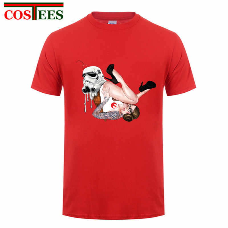 2018 moda quente star wars t camisas yoda darth vader camiseta jedi tshirt homem casual sexy tatto leia rebelde t camisa hiphop