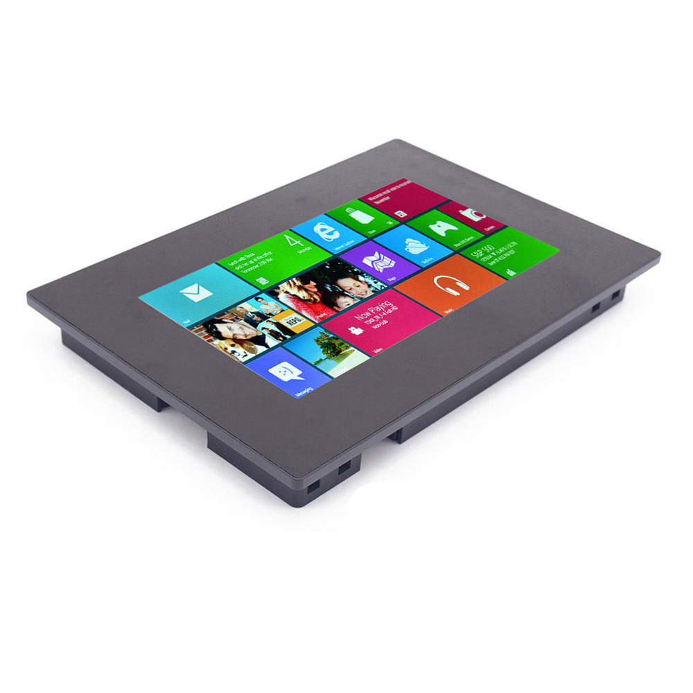 7.0 pouces amélioré HMI Intelligent Intelligent USART UART série TFT LCD Module d'affichage capacitif multi-touch panneau avec boîtier