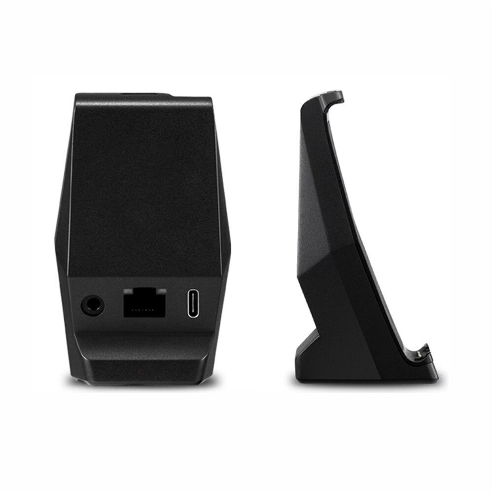 Chargeur de berceau de bureau pour Nubia rouge magique 3 téléphone portable 3.5mm écouteur Type C Station de chargement chargeur d'origine