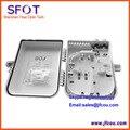 16-портовый FTTH Распределительная Коробка, 1*16 PLC splitter box, подходит для коридора, подвал, и наружного применения