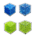 magic puzzle cube Baby toys New 3D Maze dolls Three-Dimensional Sequential Puzzles Box as Birthday Gift