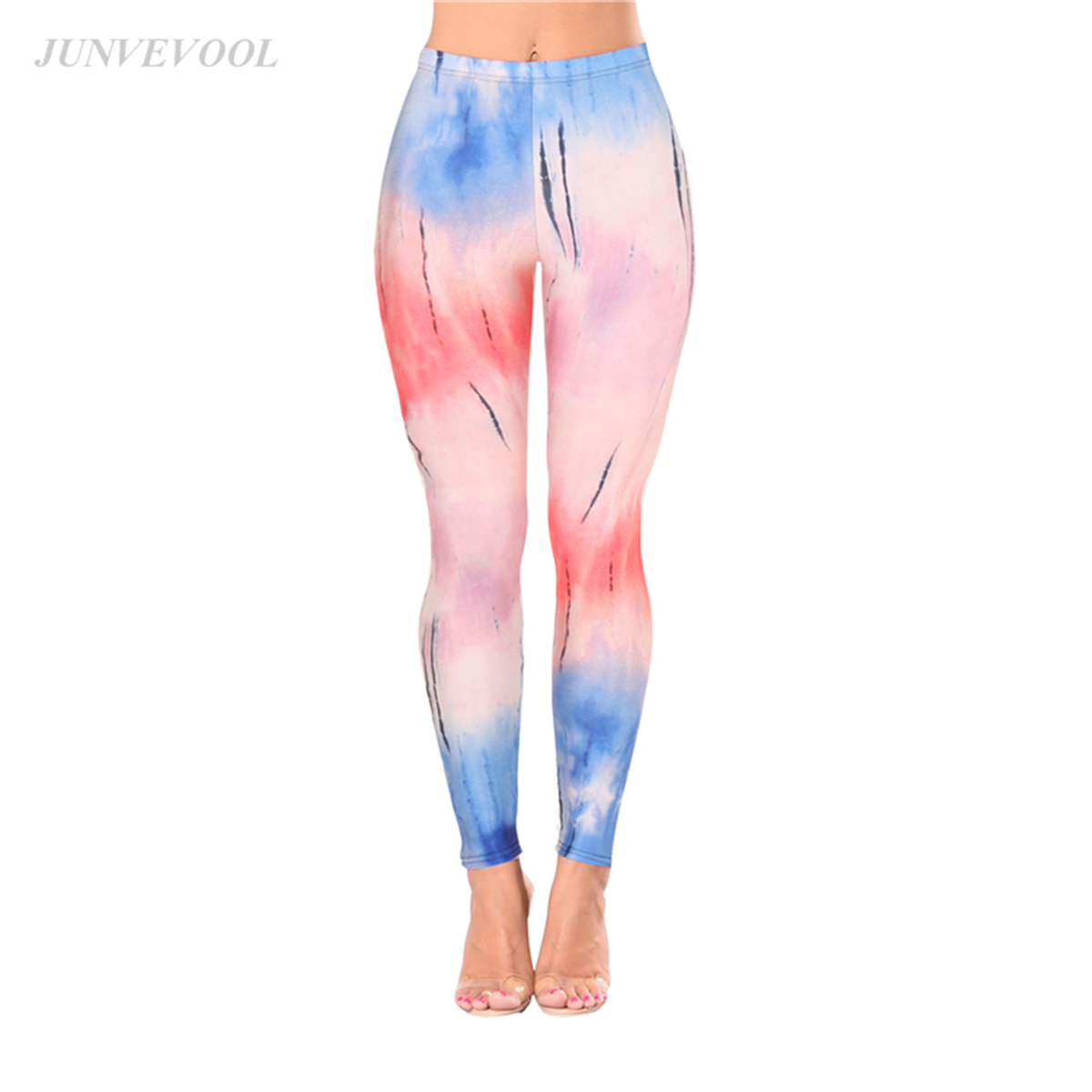 Line 3D Graffiti Workout Leggings Women New Design Pencil Pants Sexy Push Up Fashion Leggins Femme Vintage Fitness Crop Legging