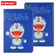 For ipad 4 case Cartoon doraemon mikey Stitch Stand Protective coque TPU Cover for ipad 2 3 4 , A1458 A1459 A1460 A1403 A1416 painting wallet shell for apple ipad 2 3 4 a1460 a1459 a1458 9 7 inch coque fundas pu leather case cover for a1416 a1430 a1403