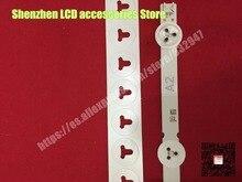 500 pçs/lote para lg led redondo filme reflexivo adesivo backlight tv lâmpada reparação acessórios lg 32 tv tv 6916l 1437a 6916l 1438a