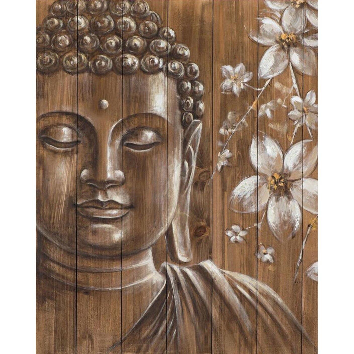 Buddha Full Square 5d Diy Diamond Painting Mosaic
