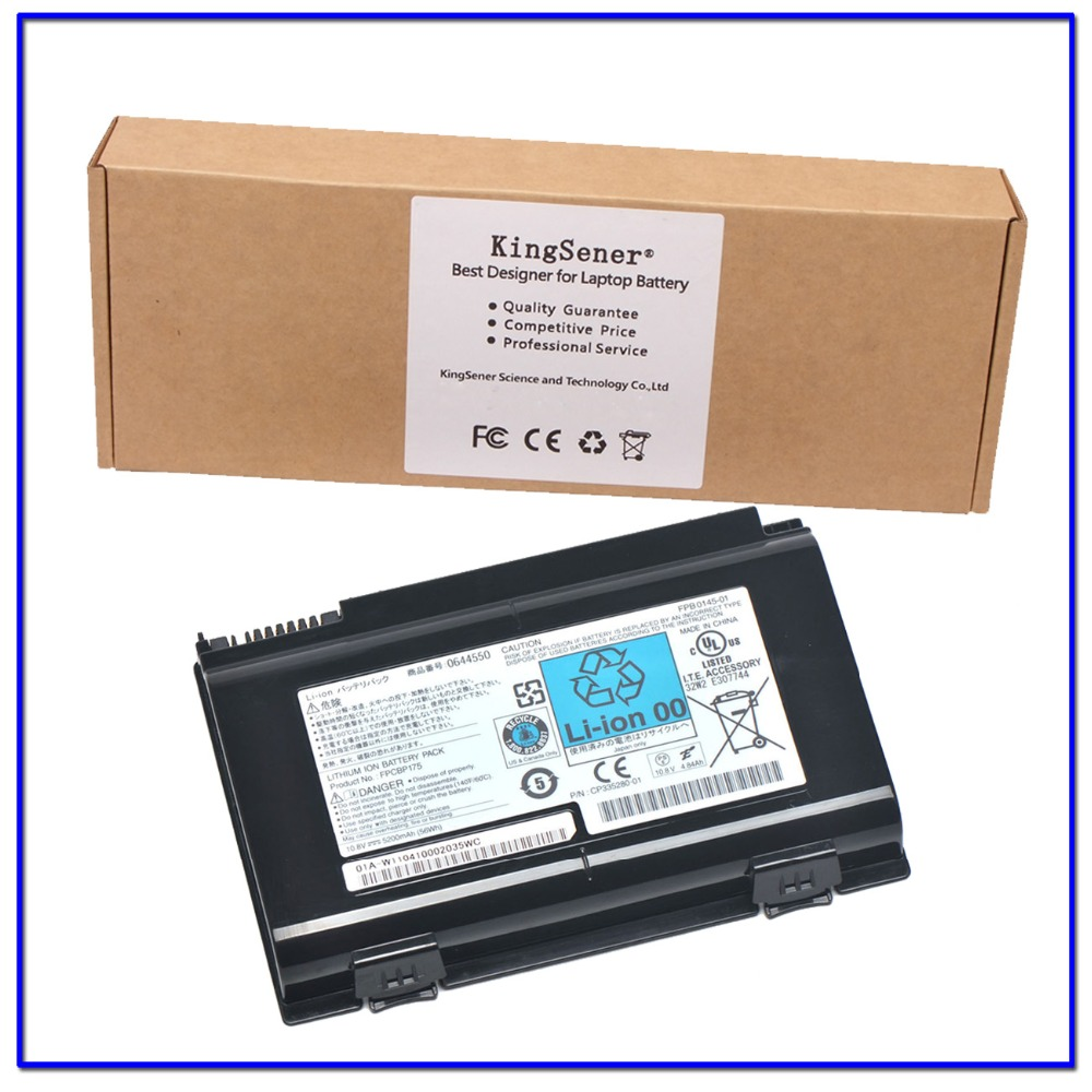 ФОТО 56WH Original FPCBP175 Battery for Fujitsu LifeBook A540 A550 AH550 A6210 A6220 A6230 A1220 NH570 E8410 E8420 FPCBP198 FPCBP176