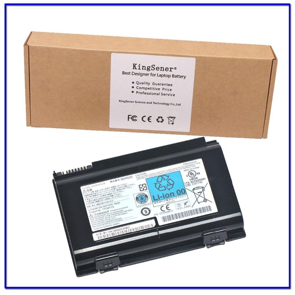 Prix pour Kingsener japonais cellulaire nouveau fpcbp175 batterie pour fujitsu lifebook a540 a550 ah550 a6210 a6220 a6230 nh570 e8410 e8420 fpcbp198