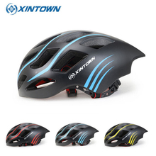 XINTOWN New Sport Bicycle Helmets Ultralight Unisex Breathable Mountain Road Bike Helmet Cycling Helmet Free Size