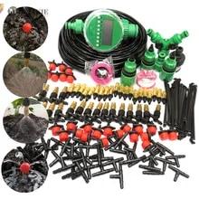 Garden-Watering-System-Kits Irrigation Cooling-System Micro-Drip-Mist-Spray Self-Garden
