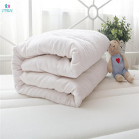 Cotton Baby Duvet Quilt Filling Soft Breathable Warm Thickened Quilt Core Wool Down Fabric Filling Autumn and Winter Bedding Set