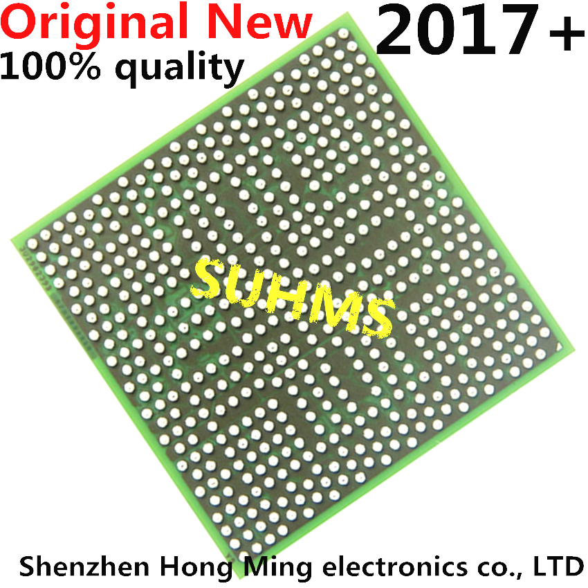 DC: 2017 + 100% nuevo 216-0752001 216 0752001 BGA Chipset