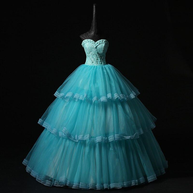 separation shoes a03c3 7ab57 US $188.0 |100% echt hellblau spitze blume prinzessin perlen  mittelalterlichen kleid renaissance kleid königin/prinzessin  Viktorianischen Belle ...