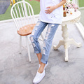 Новые Джинсы Беременных Джинсовые Одежда Для Беременных Джинсы Ropa Premama Беременных Брюки 6MJ011