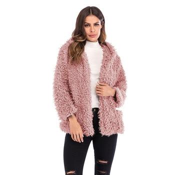 Fleece Winter Jacket Women Casual Coats Warm Jackets #fashion #boygrl
