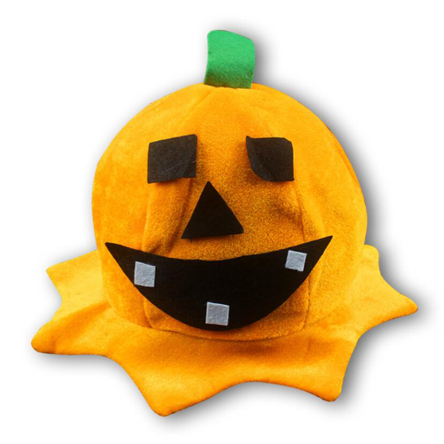US $2 19 5% OFF Halloween Party Toy Performance Props Pumpkin Hat Funny  Geek Gadget For Jokes Toys Gift For Children Kids-in Gags & Practical Jokes